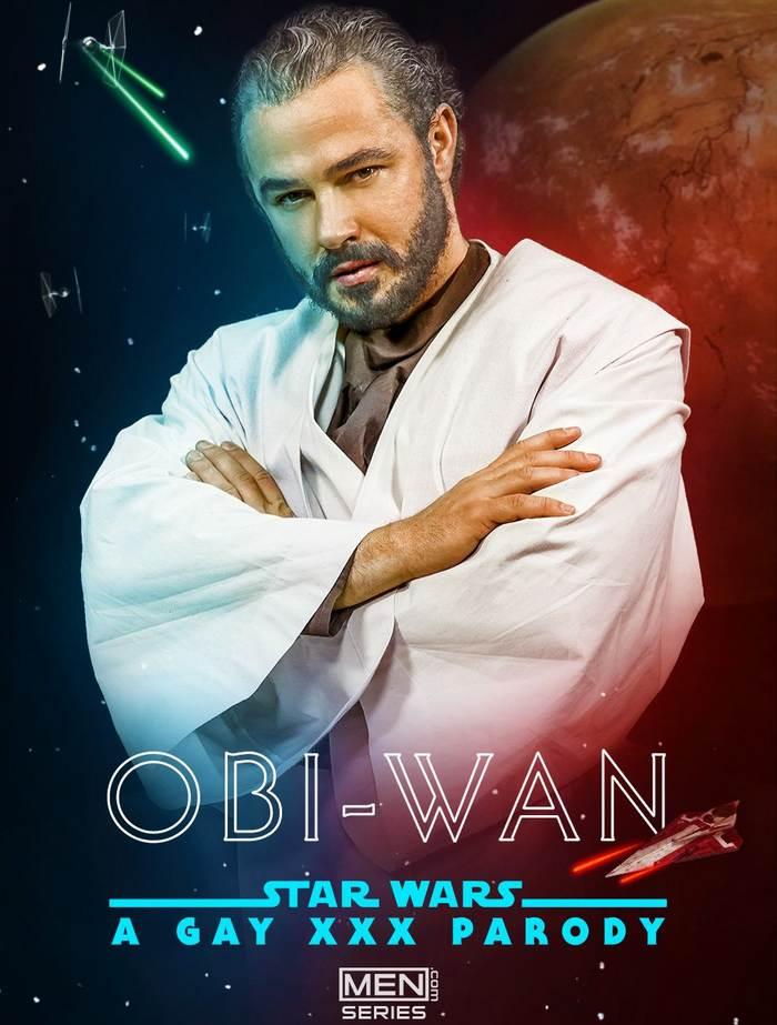 Jessy Ares Obi-Wan Kenobi STAR WARS Gay Porn XXX Parody