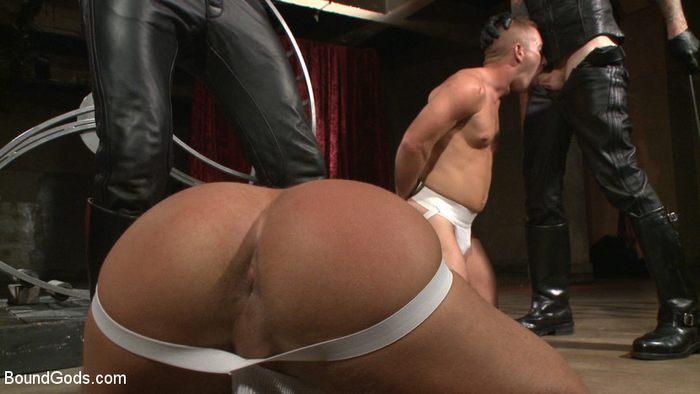 Scott Riley Eli Hunter Christian Wilde Gay Porn KinkMen 1