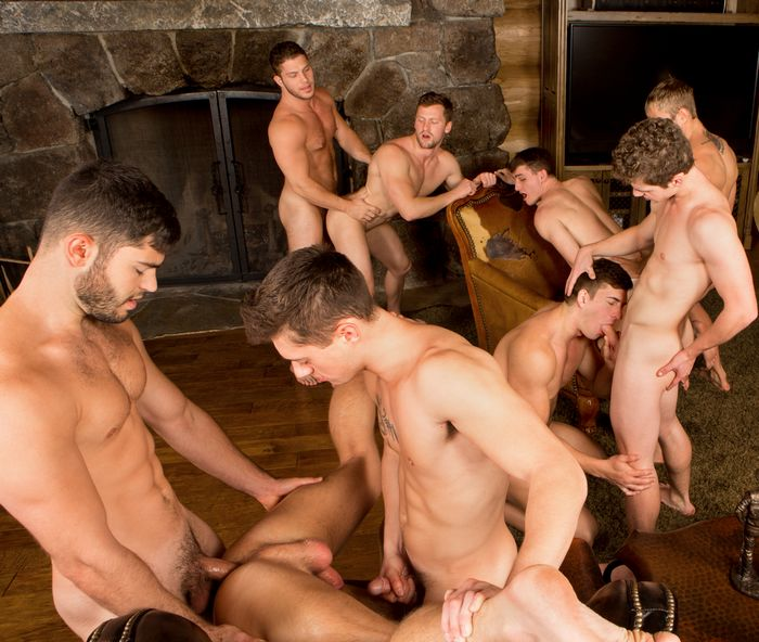 Blog and naked and hunks