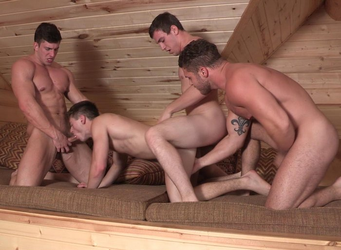 Swollen pussies from fucking videos