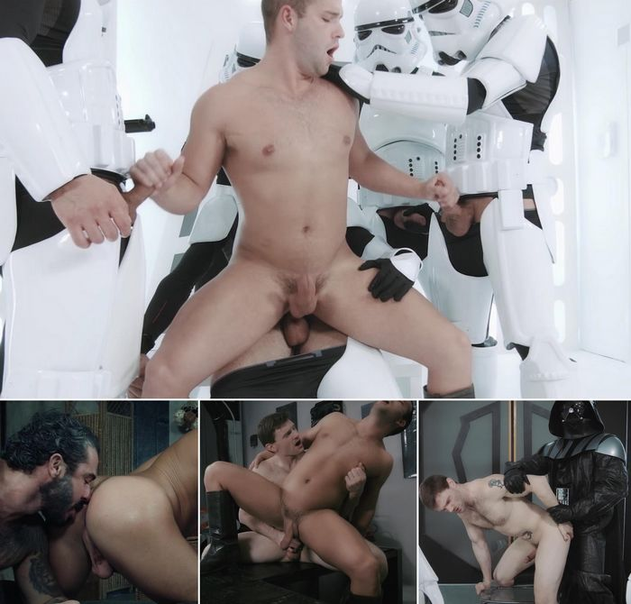 Star Wars Gay Porn Parody Hardcore trailer