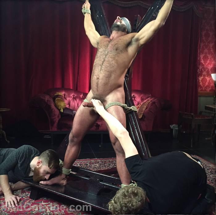 porn sneak peek fabio acconi johnny v alex graham