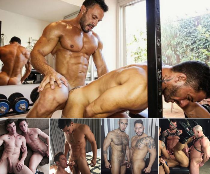 Gay Porn Flex Xtremmo Robin Sanchez JJ Knight Angel Cruz Topher DiMaggio Viktor Rom