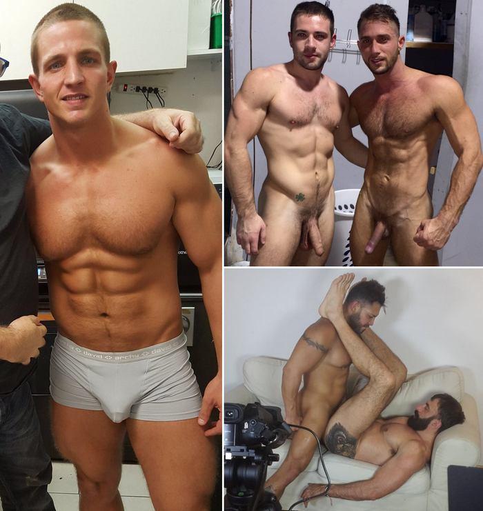 Gay Porn Star Landon Mycles Dylan Knight Armando De Armas Viktor rom