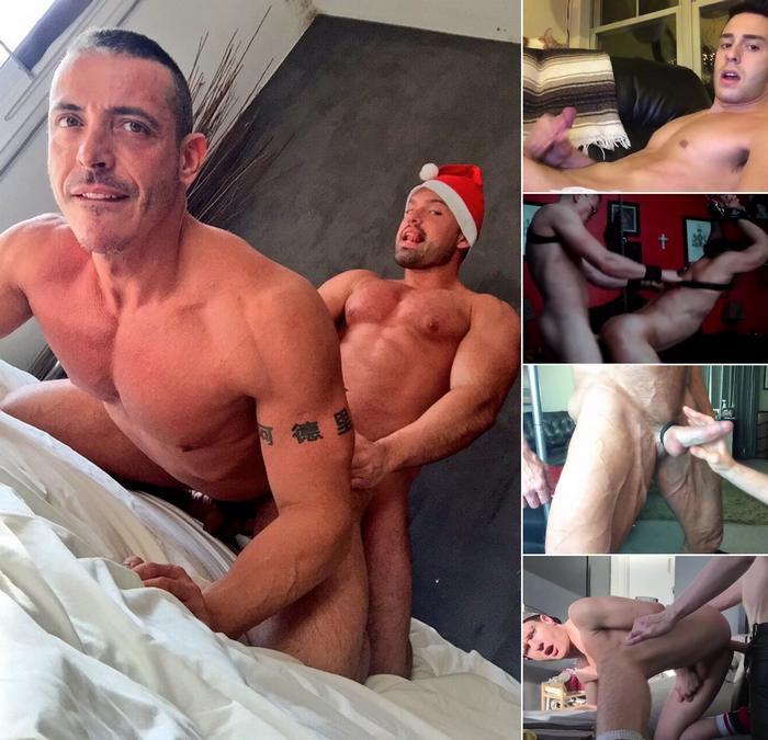 Gay Porn Stars Gabriel Lunna Marc Ferrer Ashley Ryder Lance Taylor Vasily Mevas