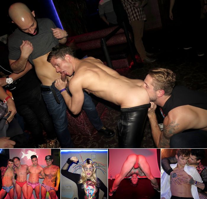 Gay Porn Star Shenanigans at HustlaBall Las Vegas 2016 Official Opening  Party [Exclusive Photos]