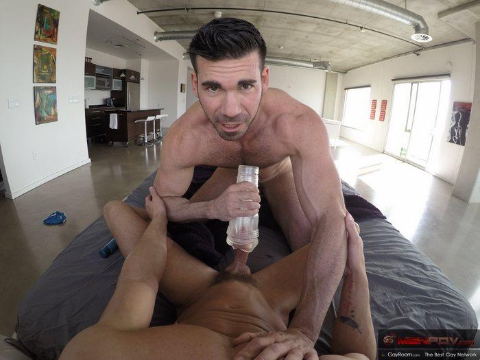 porn star Billy santoro gay