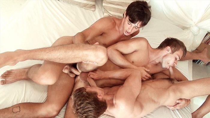 BelAmi Gay Porn Star Kevin Warhol Jamie Durrell Bastian Dufy 6