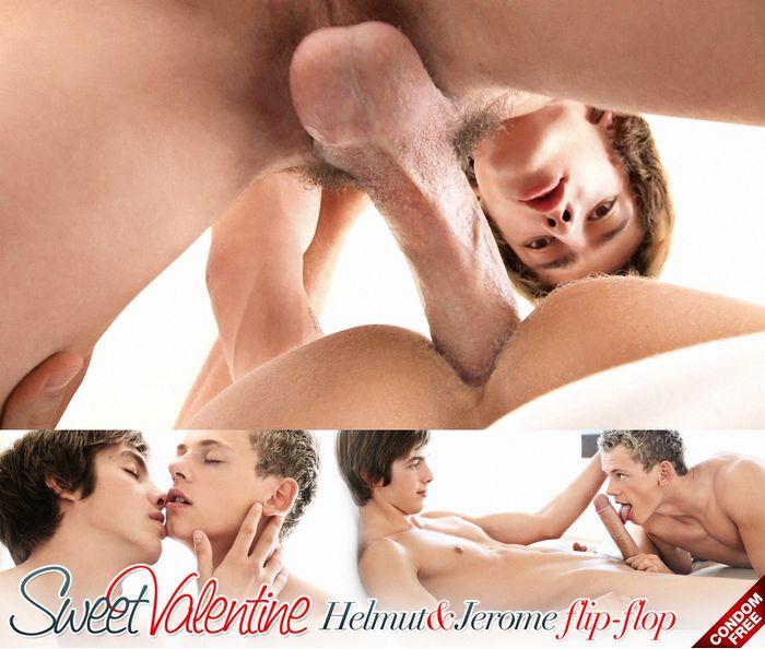 BelAmi Gay Porn Stars Jerome Exupery Helmut Huxley Sweet Valentine