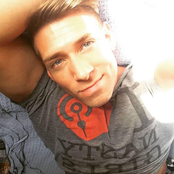 Bruce Beckham Gay Porn Star Muscle Hunk5