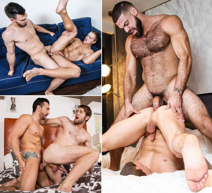 Gay Porn Star Landon Mycles Ricky Larkin Colby Keller Jimmy Durano