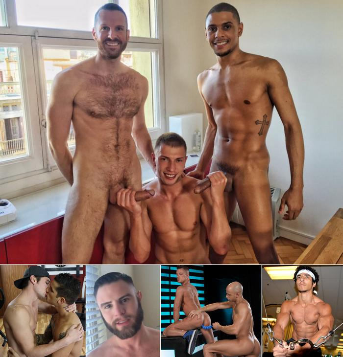 Gay Porn Star Tim Kruger Caio Veyron Pierre Fitch Nick Sterling Rex Cameron