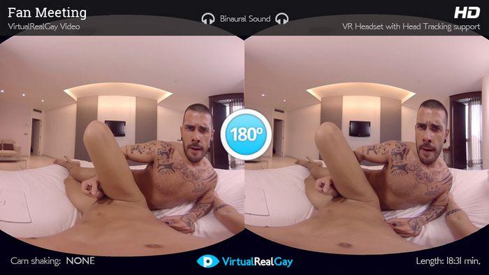 Gay Porn Virtual Reality