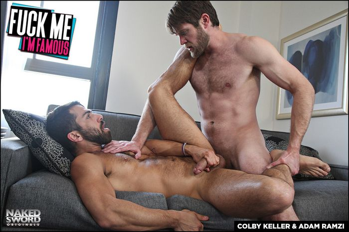 Colby Keller gay sex