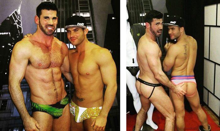 Boxer gay in man
