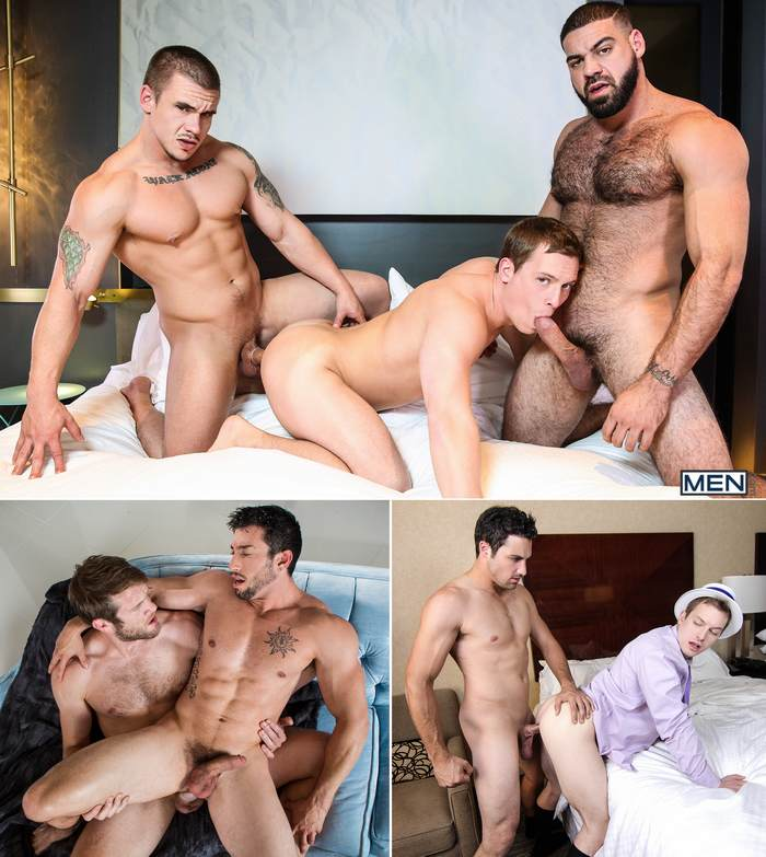Gay Porn Stars Ricky Larkin Tommy Regan Adam Bryant Colby Keller Casey More Jack King