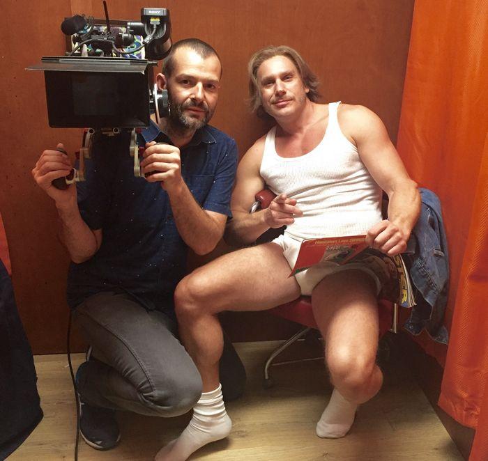 Hans Berlin Trouser Bar British Gay Porn Film Kristen Bjorn