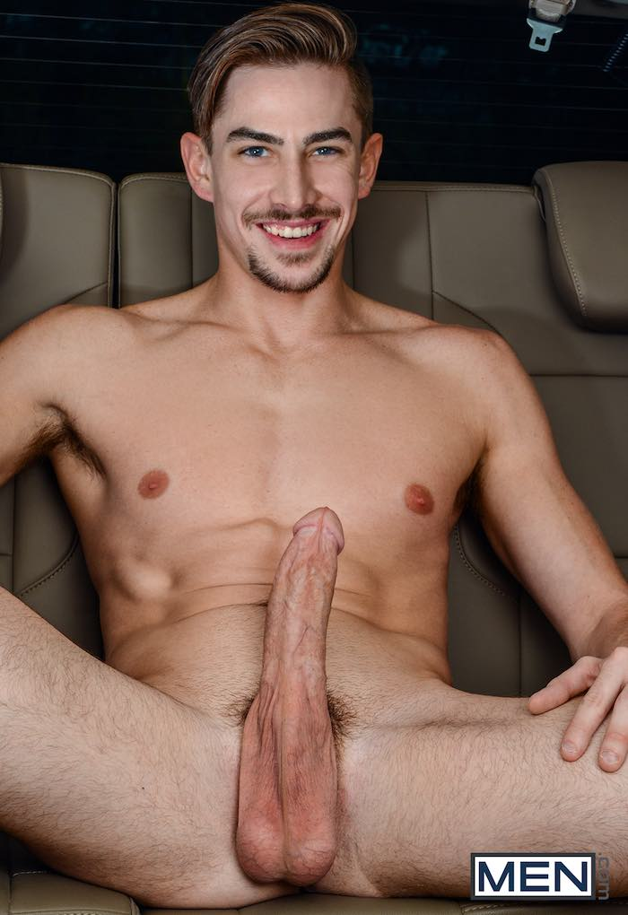 Jack Hunter Gay Porn Star Huge Cock
