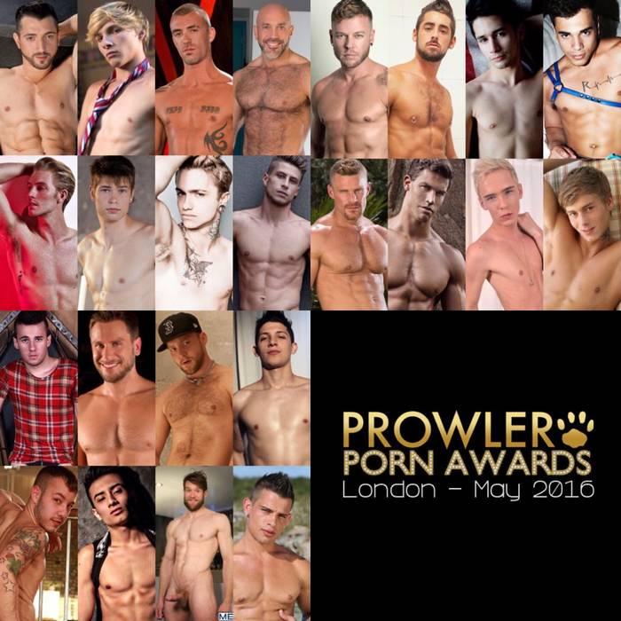 Prowler Gay Porn Awards Nominees 2016