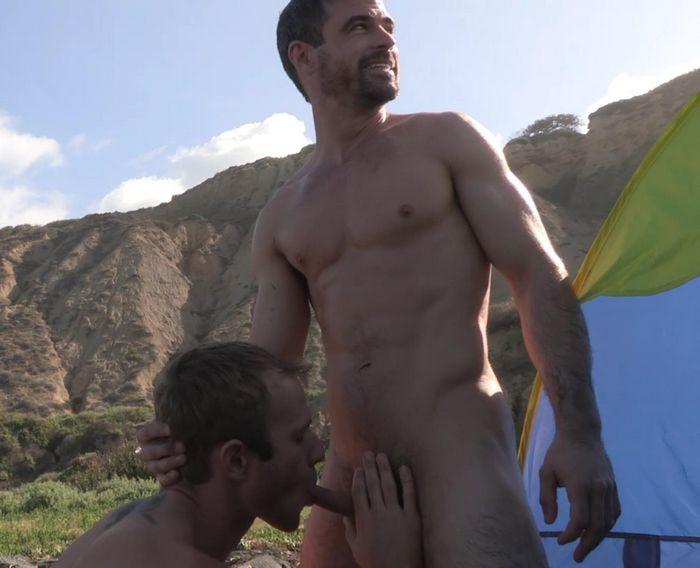 Sean Cody Gay Porn Public Sex Beach Oral Sex Daniel Blake