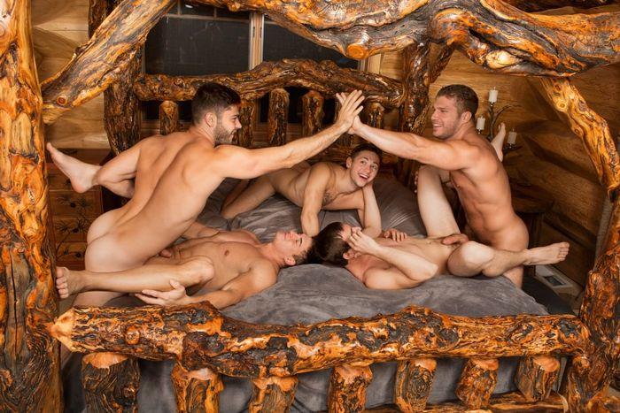 Sean Cody Tanner Gay Porn Bareback Sex 2