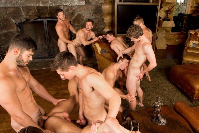 Sean Cody Tanner Gay Porn Bareback Sex 5