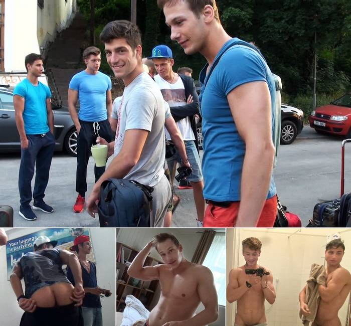 BelAmi Gay Porn Star Documentary Greek Salad Last Summer in Greec
