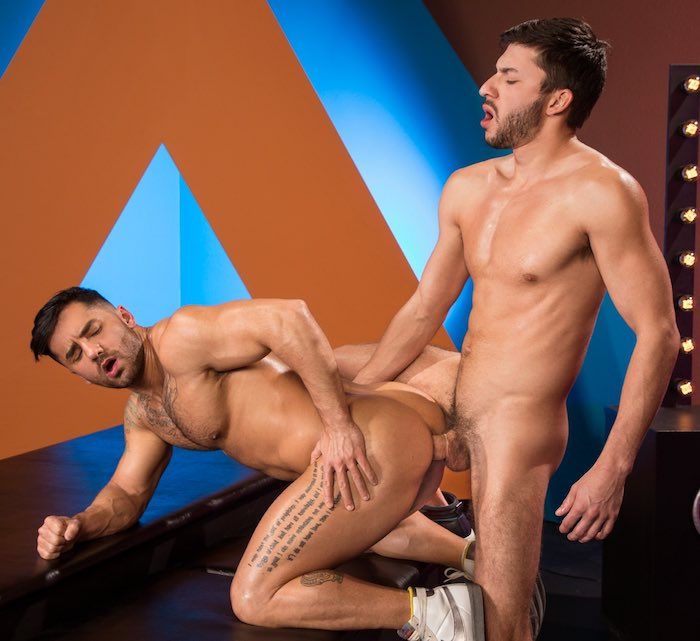 from Will scene bruno gay porn starr