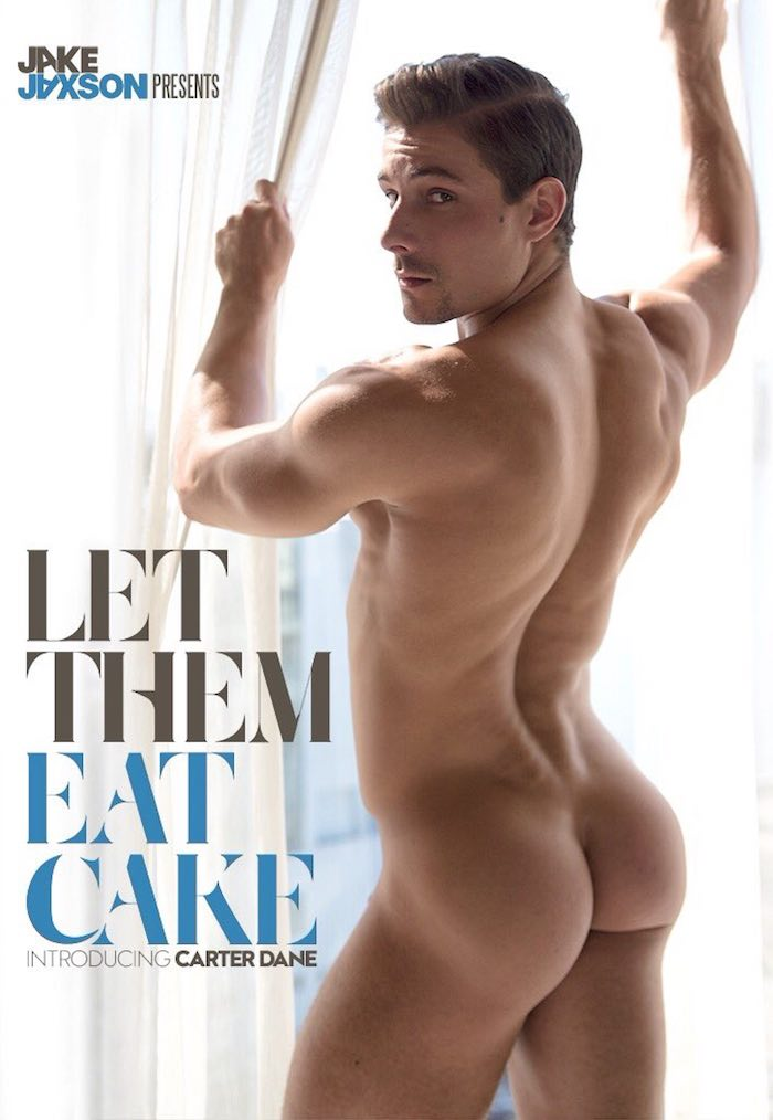 Carter Dane CockyBoys Gay Porn Star Bubble Butt LET THEM EAT CAKE
