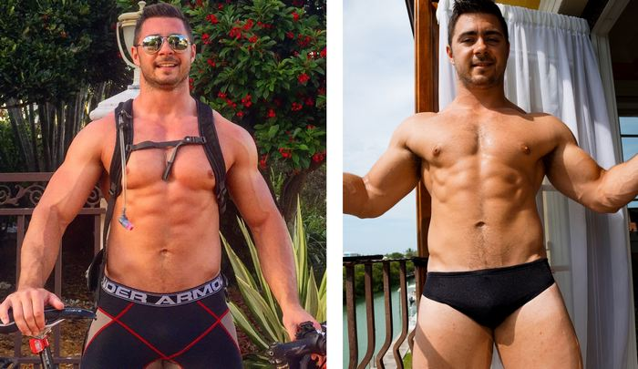 Derek Bolt Gay Porn Star Muscle Hunk FalconStudios 5