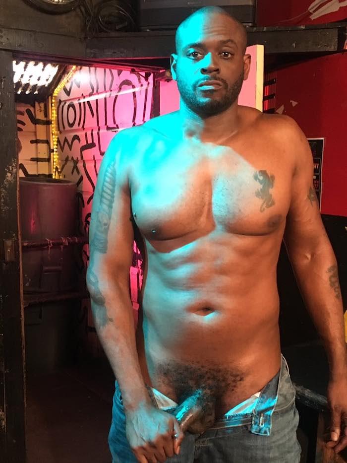 Diesel washington naked