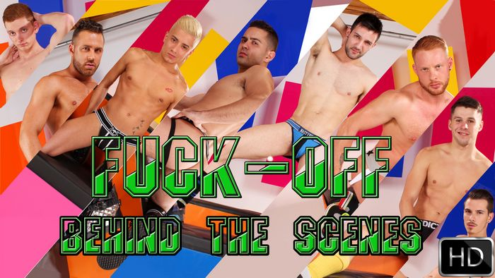 FUCK-OFF Gay Porn UK Hot Jocks