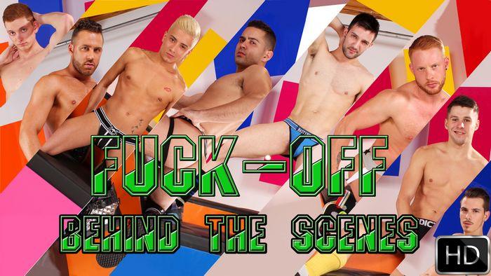 FUCK-OFF Gay Porn UK Hot Jocks
