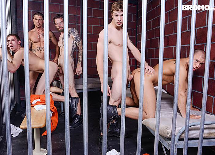 Gay Porn Prison Bareback Orgy Sebastian Young Eli Hunter Zane Anders Donny Forza Rocko South