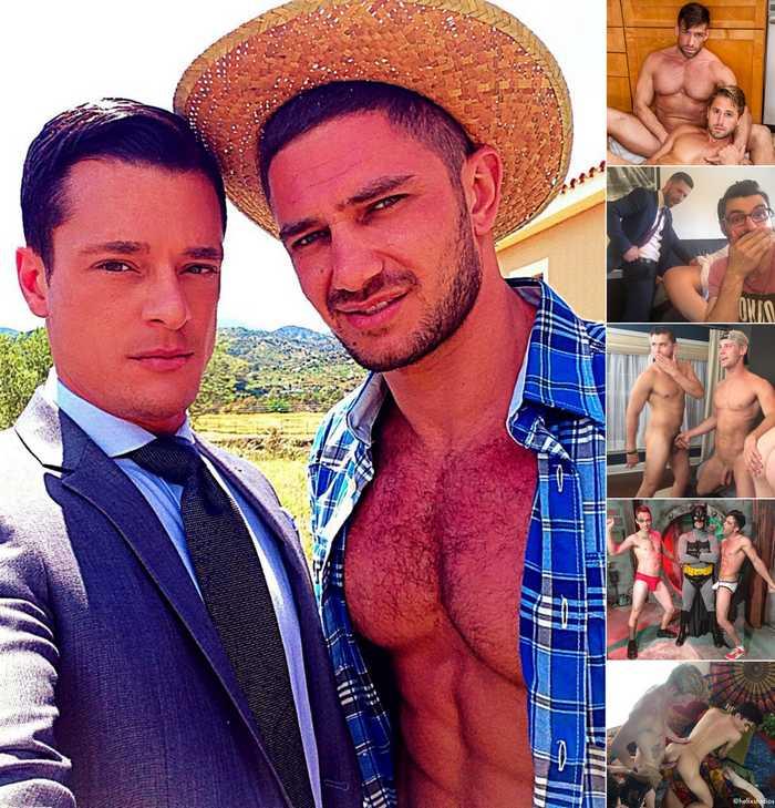 Gay Porn Star Dato Foland Rex Cameron Bruce Beckahm Sunny Colucci Lance Hart