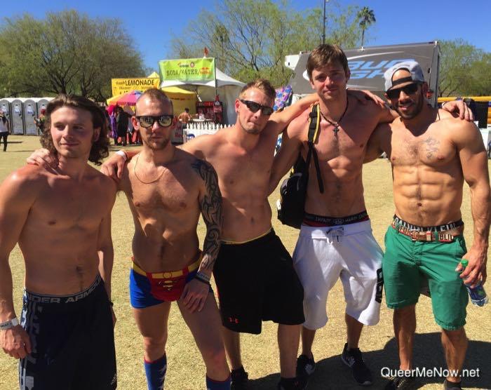 Gay Porn Stars Phoenix Pride 2016