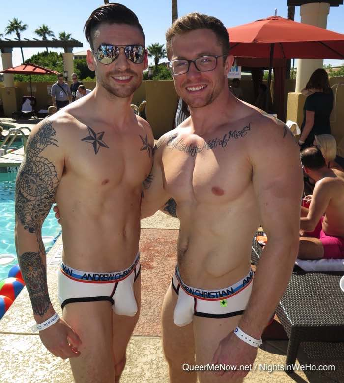 Johnny Torque and Markie More
