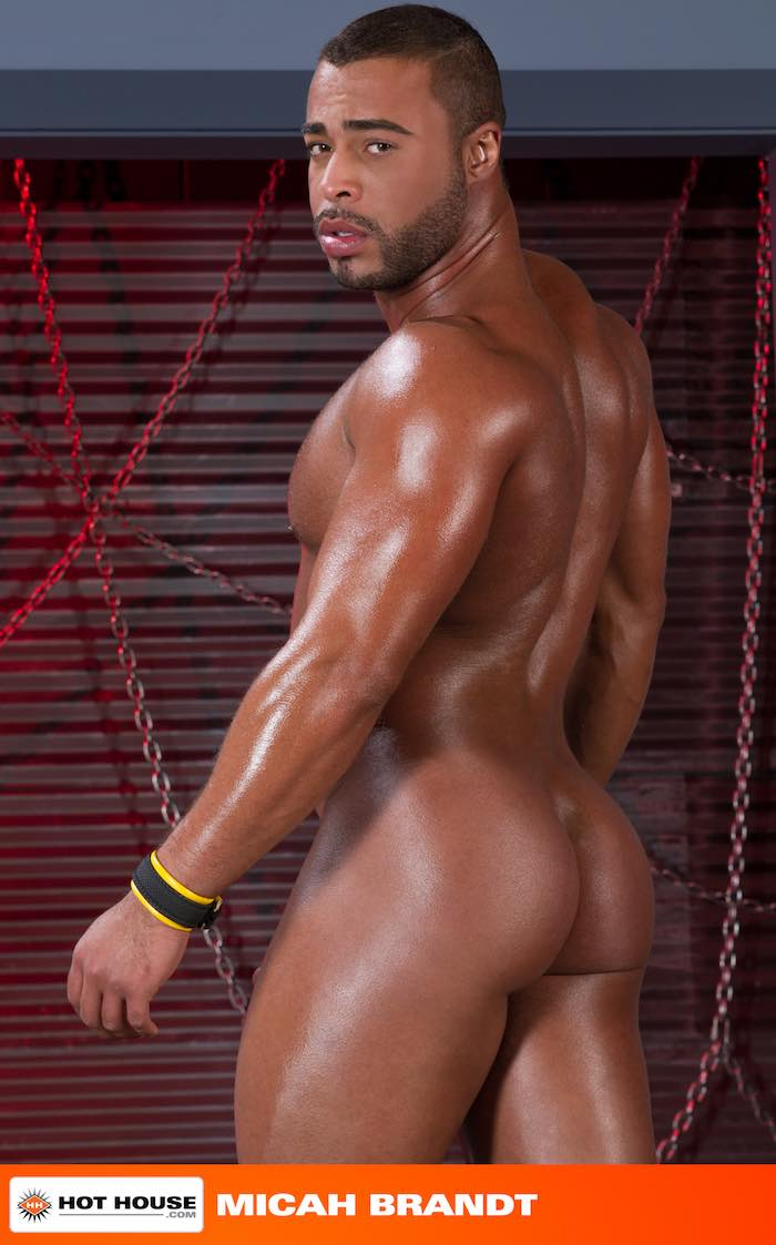 Stud rims muscly hunks sexy ass