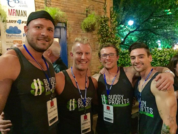 Phoenix Forum 2016 Gay Porn Star Austin Wolf Johnny V Markie More Johnny Torque