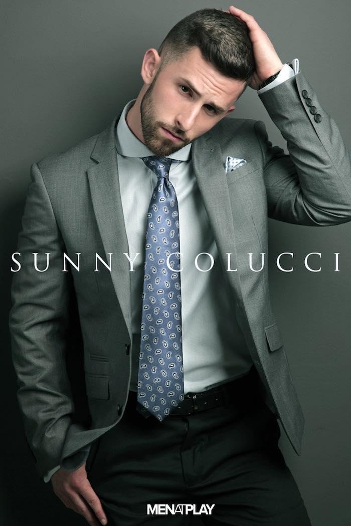 Sunny Colucci Gay Porn Star Menatplay Suit