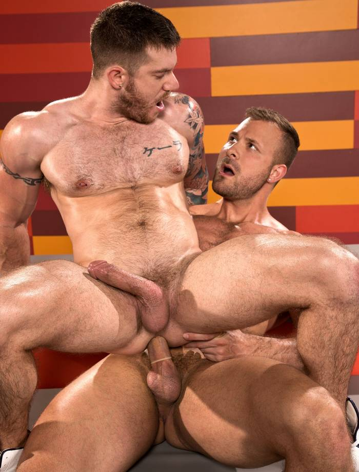 Austin Wolf Gay Porn Star Skippy Baxter Muscle Hunk