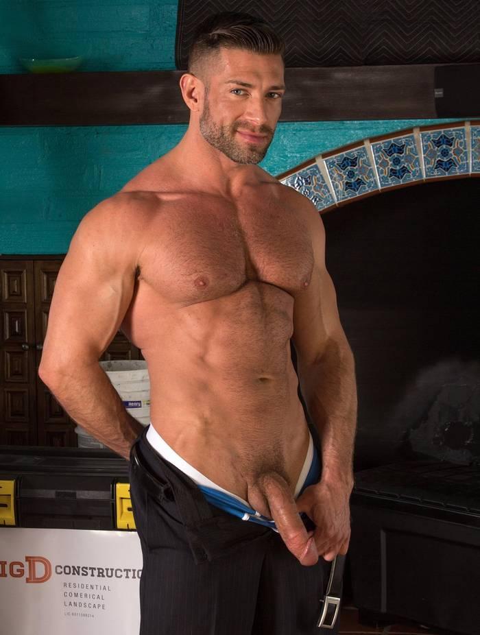 Gay muscle big dick porn