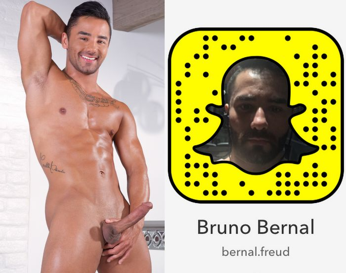 Pornstars to follow on snapchat