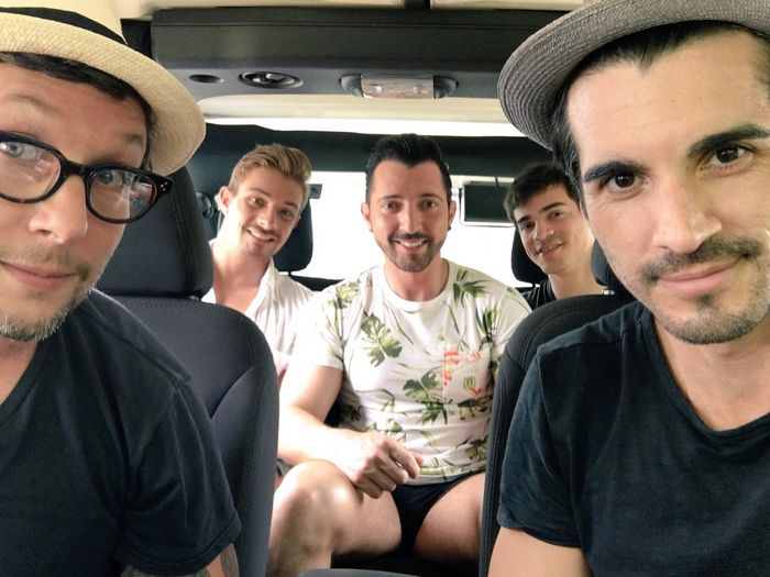 gay oiled ebony porn