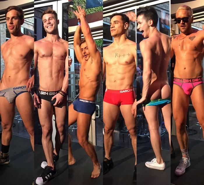 CockyBoys CockyCon 2016 Gay Porn Stars