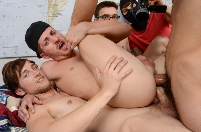 gay porn group amateur