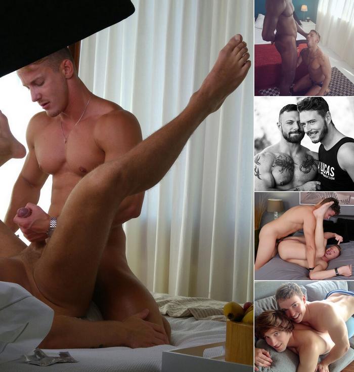 Gay Porn Star: Josh Moore