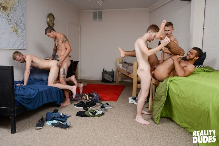 from Brantley college dude dorm gay