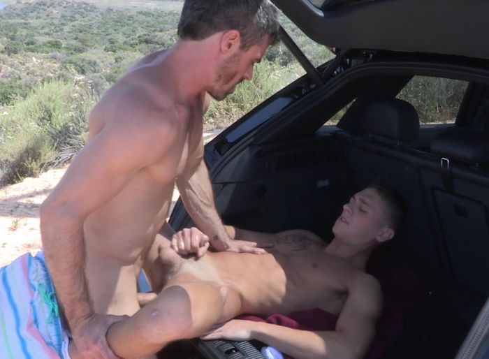 gay truckers lane
