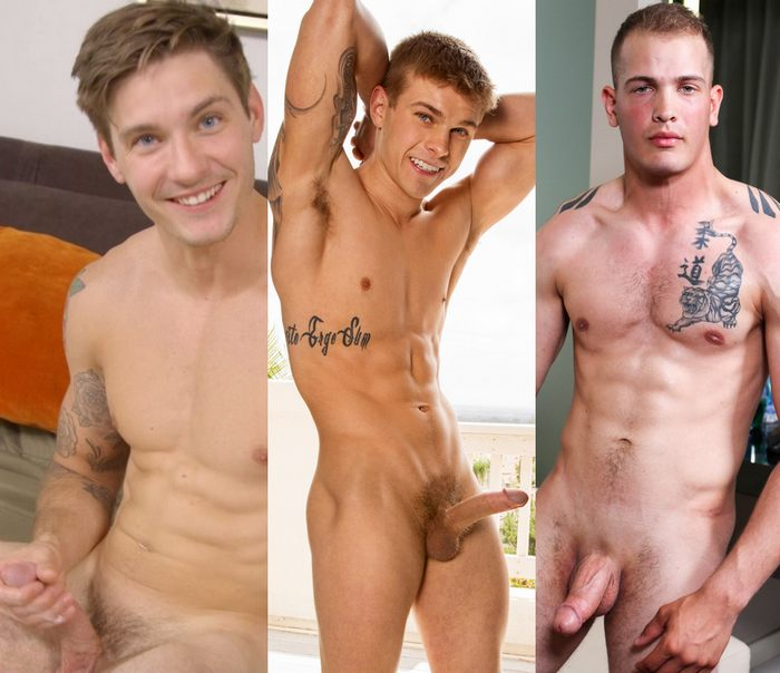 Gay Porn Star Sebastian CorbinFisehr Caleb SeanCody Chase ActiveDuty